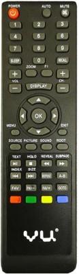 Lripl HATHWAY COMPATIBLE SET TOP BOX Remote Controller(Black)