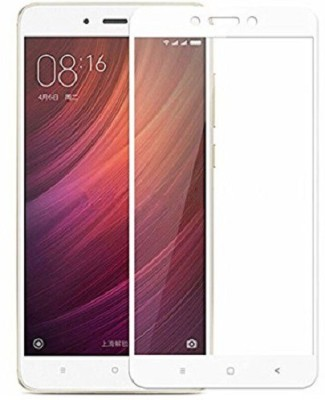 LORTZEA Edge To Edge Tempered Glass for Redmi Note 7 Pro(Pack of 2)