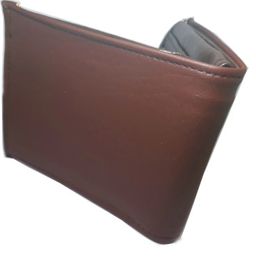 A to Z life style Men Tan Artificial Leather Wallet(5 Card Slots)  available at flipkart for Rs.121