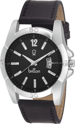 Britton BR-GR180-BLK-BLK  Analog Watch For Men
