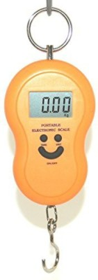 Nightstar 40 KG Degital Kitchen Scale Weighing Scale(Yellow)  available at flipkart for Rs.199
