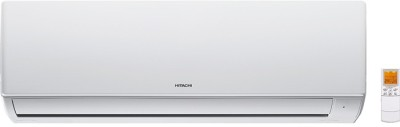 Hitachi 1.5 Ton 3 Star BEE Rating 2017 Split AC  - White(CSD318EAD, Copper Condenser)