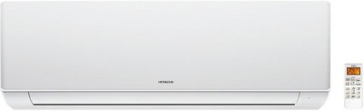 Hitachi 1.5 Ton 3 Star Split AC  - White(RSD318EAEA, Copper Condenser)