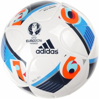 ADIDAS Euro16 Sala 5X5 Futsal Football - Size: 5(Pack of 1, Multicolor)