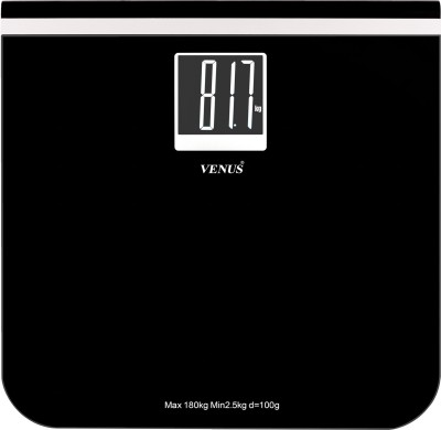 Venus EPS-2799(Digital) Electronic Digital Personal Bathroom Health Body Weight Weighing Scale
