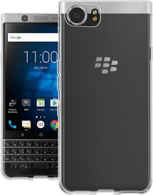 Flipkart SmartBuy Back Cover for Blackberry Keyone(Transparent, Plastic)