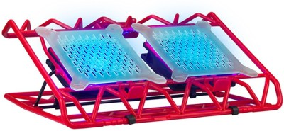 Zebronics ZEB-N5000M Cooling Pad(Red)  available at flipkart for Rs.1066