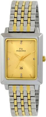 Maxima 43130CMGT  Analog Watch For Unisex