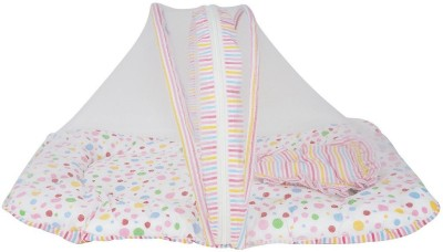 RBC RIYA R Cotton Infants baby-030 Mosquito Net(Multicolor)