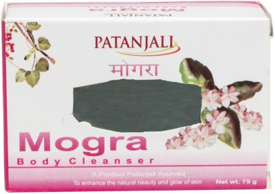 Patanjali Mogra Body Cleanser Soap, 75 GM