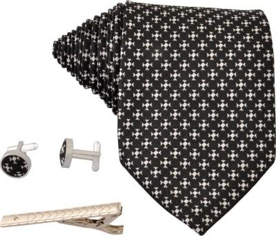 BAHUCHARAJI Geometric Print Tie