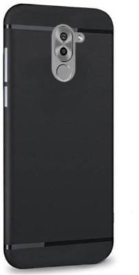 Micvir Back Cover for Lenovo K8 Plus(Black, Shock Proof, Rubber, Plastic)
