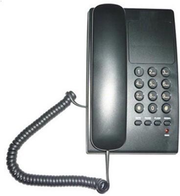 Beetel BEETEL-B17 Corded Landline Phone(Black)  available at flipkart for Rs.538