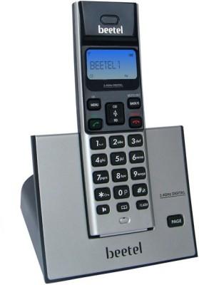 Beetel BT-X62 Cordless Landline Phone(Black)  available at flipkart for Rs.1999