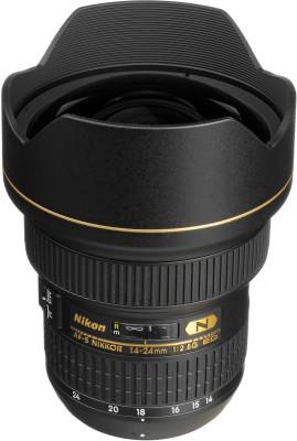 Nikon AF-S NIKKOR 14-24MM F/2.8G ED Lens  Lens(Black, 35) 1