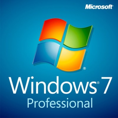 Microsoft Windows 7 Professional SP1 Original DVD 64 Bit