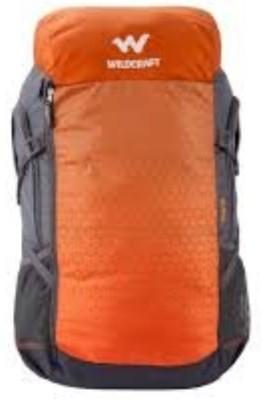 Wildcraft Verge 50 Orange Rucksack  - 50 L(Orange)  available at flipkart for Rs.3299