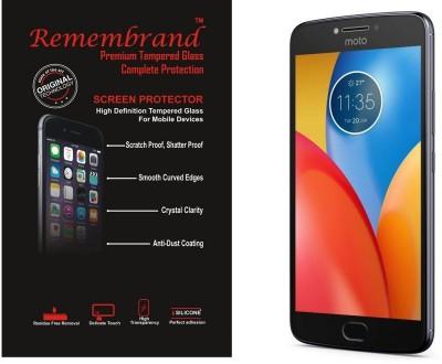 Remembrand Impossible Screen Guard for Motorola Moto E4 Plus(Pack of 1)