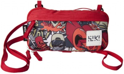 Wiki by Wildcraft Wristlet S Red Small Travel Bag(Red)  available at flipkart for Rs.599