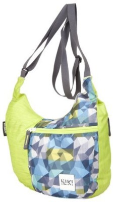 Wiki by Wildcraft Grab-it Turquoise Small Travel Bag(Multicolor)  available at flipkart for Rs.749