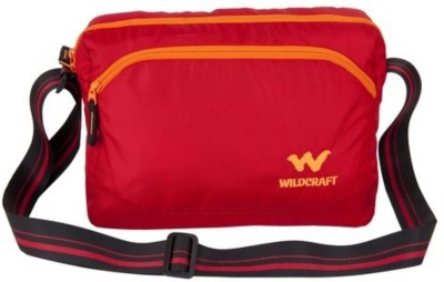 Wildcraft Courier 1 Red Small Travel Bag(Red)  available at flipkart for Rs.799