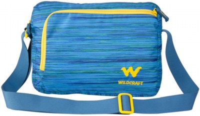 Wildcraft M Sling blue Small Travel Bag(Blue)  available at flipkart for Rs.849