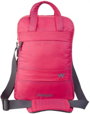 Wildcraft Tote S Pink Small Travel Bag(Pink)