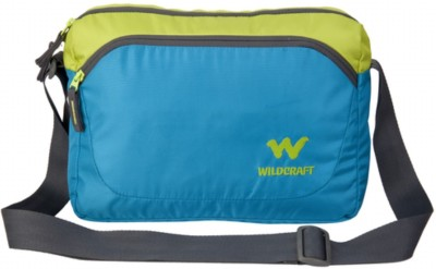 Wildcraft Courier 1 Blue Small Travel Bag(Blue)  available at flipkart for Rs.755