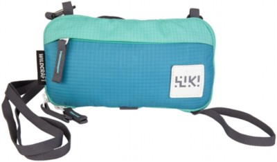 Wiki by Wildcraft Wristlet S Turquoise Small Travel Bag(Green)  available at flipkart for Rs.599
