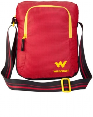 Wildcraft U Sling Red Small Travel Bag(Red)  available at flipkart for Rs.899