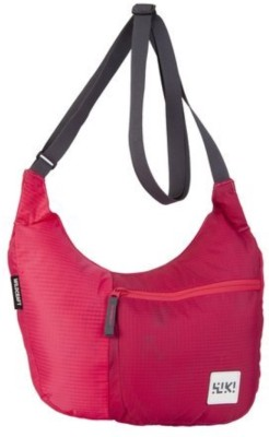 Wiki by Wildcraft Grab-it Pink Small Travel Bag(Pink)  available at flipkart for Rs.745