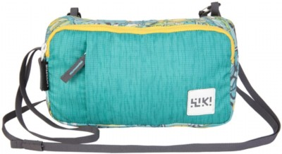 Wiki by Wildcraft Wristlet M Turquoise Small Travel Bag(Multicolor)  available at flipkart for Rs.699