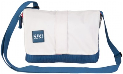 Wiki by Wildcraft Baguette Blue Small Travel Bag(Blue)  available at flipkart for Rs.849