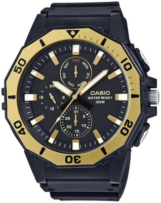 Casio A1238 Youth Analog Watch  - For Men