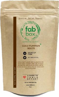 Fab Box Pumpkin Seeds(80 g)  available at flipkart for Rs.155