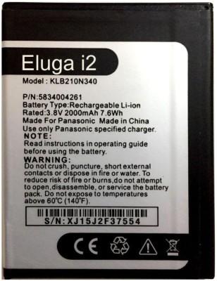 Panasonic Eluga i2  Battery( )