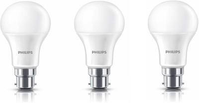 Philips 14 W Standard B22 LED Bulb(White, Pack of 3) at flipkart