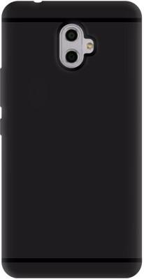 Deltakart Back Cover for Gionee A1 Plus(Black, Grip Case, Flexible Case)