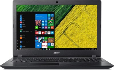 Image of Acer A315-31 Celeron Dual Core Laptop which is one of the best laptops under 15000