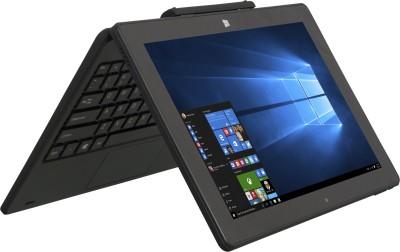 Acer Switch One Atom Quad Core - (2 GB/32 GB EMMC Storage/Windows 10 Home) SW110-1CT 2 in 1 Laptop(10.1 inch, Black) image