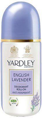 Yardley London English Lavender 50ml Deodorant Roll-on  -  For Men & Women(50 ml)  available at flipkart for Rs.399