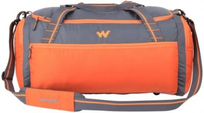 Wildcraft Commuter 2 Orange (Expandable) Travel Duffel Bag(Orange)