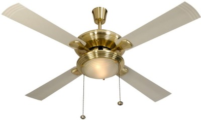 Usha Fontana One 1270 4 Blade Ceiling Fan(Gold)  available at flipkart for Rs.6699