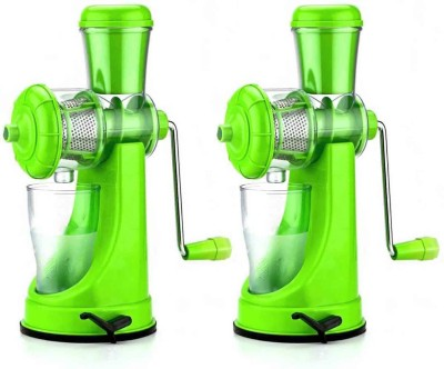 CREZON Plastic Hand Juicer(Multicolor) at flipkart