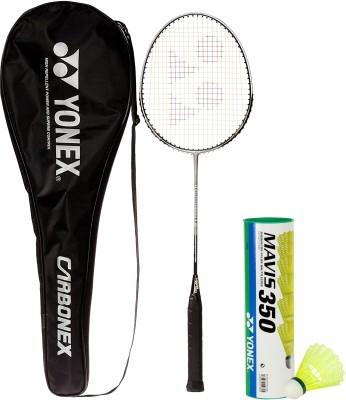 Yonex Combo   Carbonex 6000 EX   Mavis 350 Set Badminton Kit