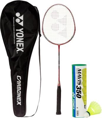 YONEX Combo   Carbonex 7000 EX   Mavis 350 Set Badminton Kit YONEX Badminton Kits