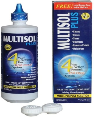 Multisol Rinsol Multisol Plus 350 Cleaning Solution (350 ml) Multi-purpose Cleaning Solution(350 ml)