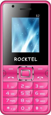 Rocktel Selfie S2(Pink & White)