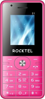 Rocktel Selfie S1(Pink & White)