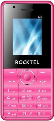 Rocktel Selfie S4(Pink & White)